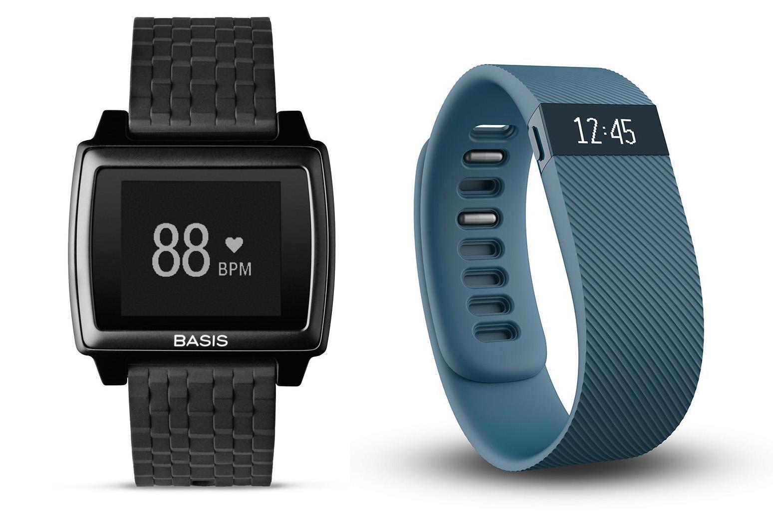 Fitness Tracker Comparison, fitbit, basis, fitbit competitors, fitbit comparison, Fitbit vs Basis, basis peak