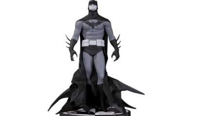 black white batman