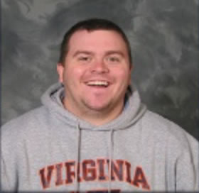 Adam Ward, Adam Ward Virginia