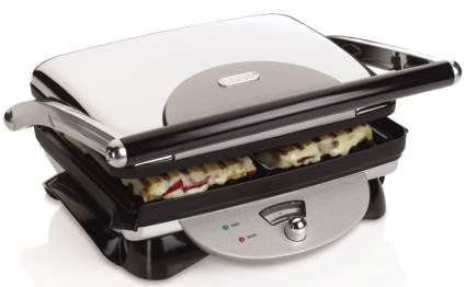 De'Longhi CGH800 Contact Grill and Panini Press, panini press