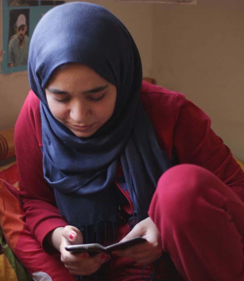 Where is Esraa el-Taweel Facebook