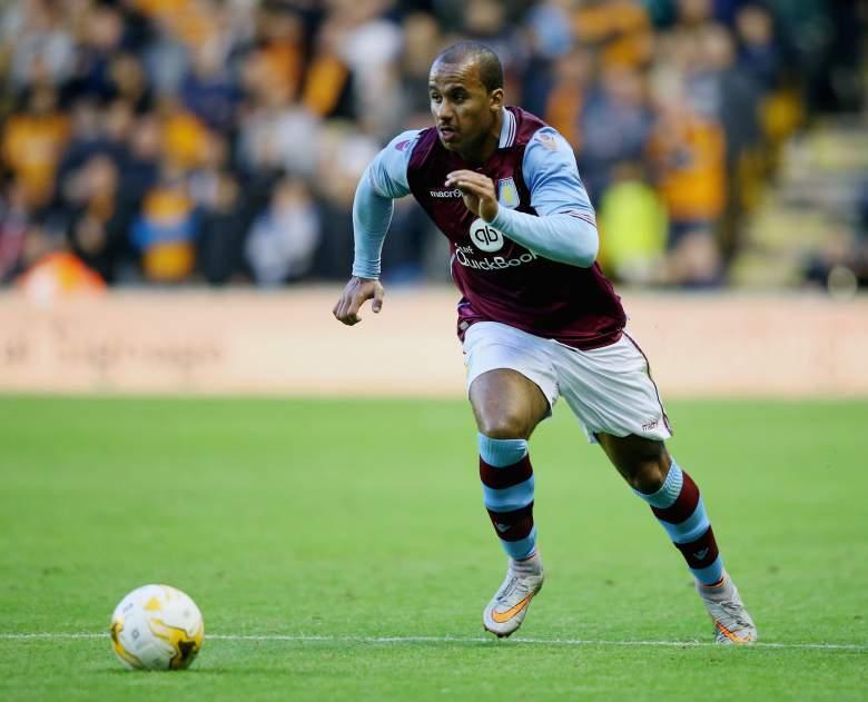 Aston Villas Gabriel Agbonlahor Getty)