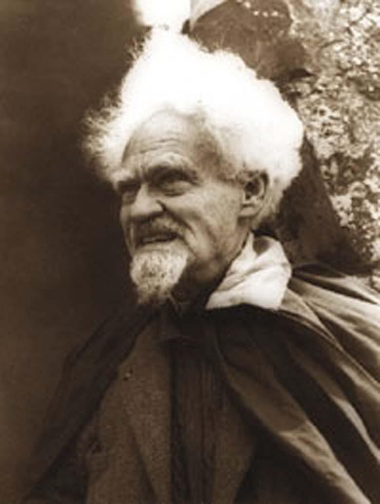 Wicca founder Gerald Gardner. (Wikipedia)
