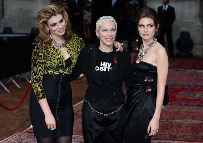 Lola, Annie and Tali Lennox