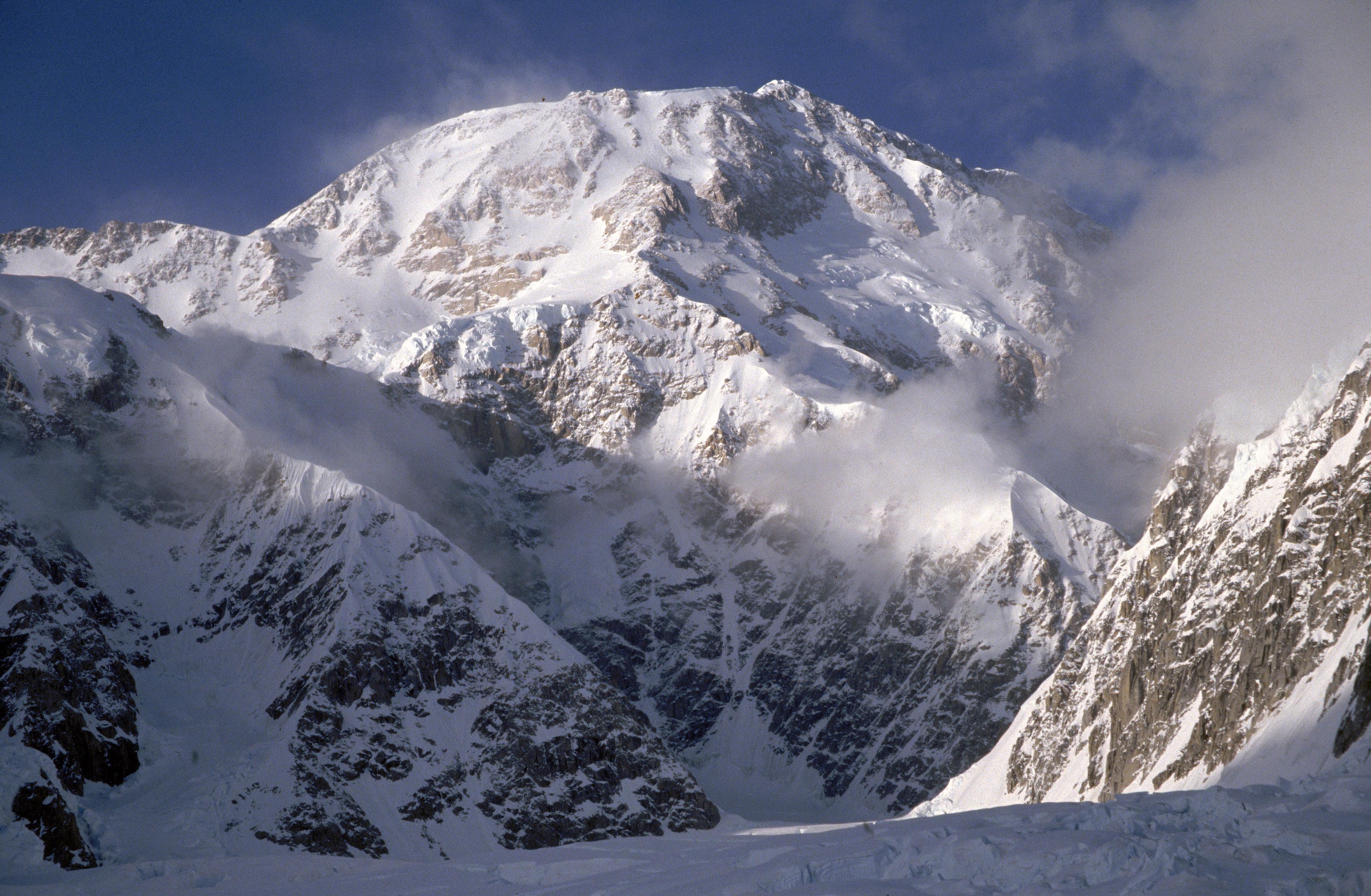 Denali, Mount McKinley, Obama Denali, Obama renames Mount McKinley
