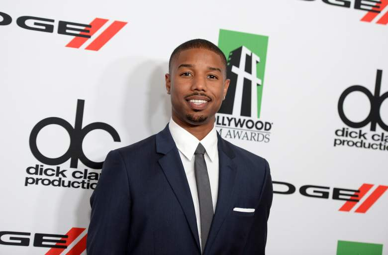 BEVERLY HILLS, CA - OCTOBER 21: Actor Michael B. Jordan arrives at the 17th annual Hollywood Film Awards at The Beverly Hilton Hotel on October 21, 2013 in Beverly Hills, California. (Photo by Jason Kempin/Getty Images)