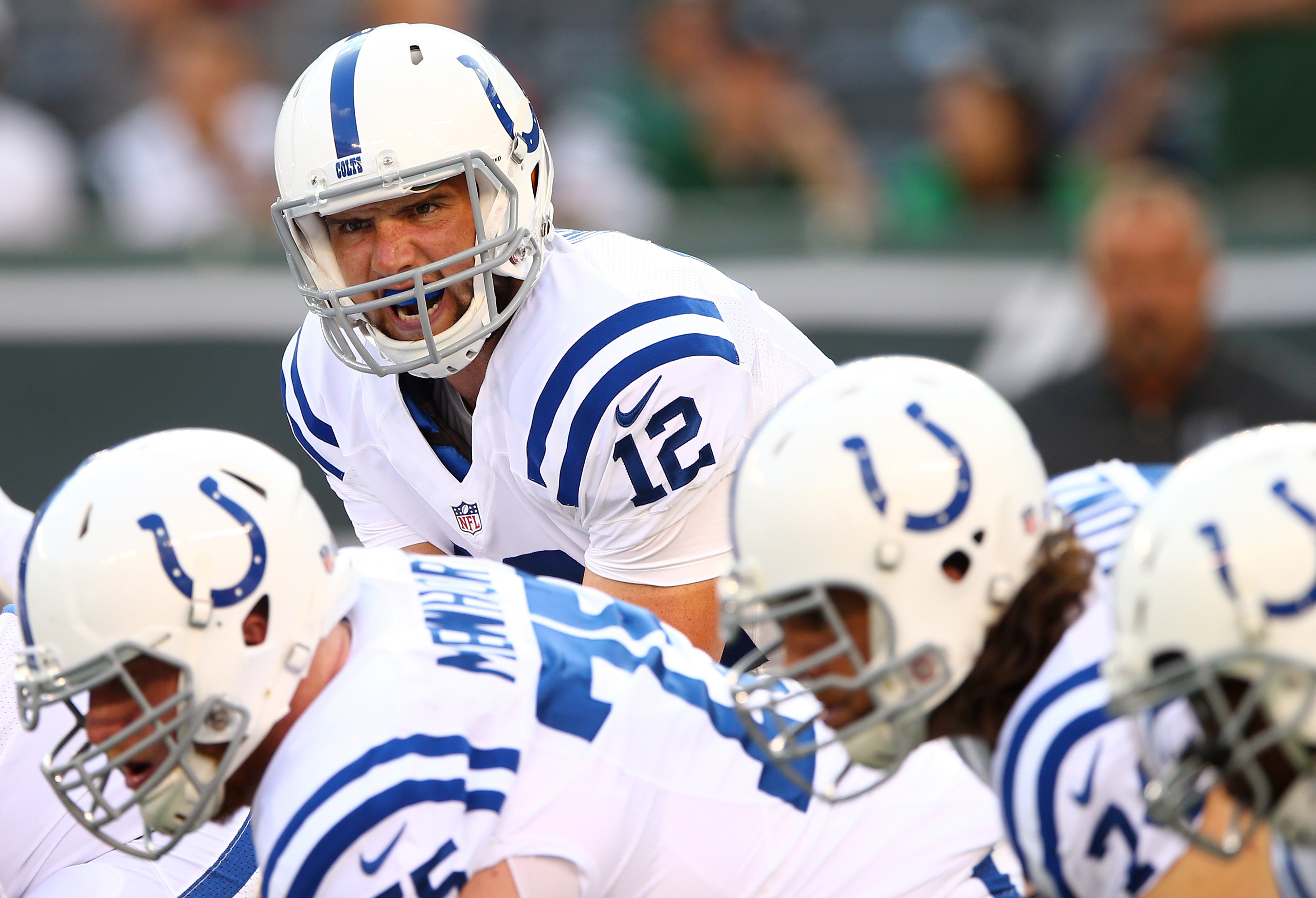 andrew luck, luck colts