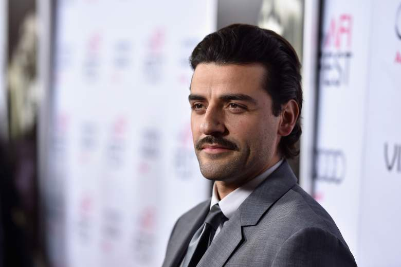 """HOLLYWOOD, CA - NOVEMBER 06: Actor Oscar Isaac attends AFI FEST 2014 presented by Audi opening night gala premiere of A24's """"A Most Violent Year"""" at Dolby Theatre on November 6, 2014 in Hollywood, California. (Photo by Kevin Winter/Getty Images for AFI)"""