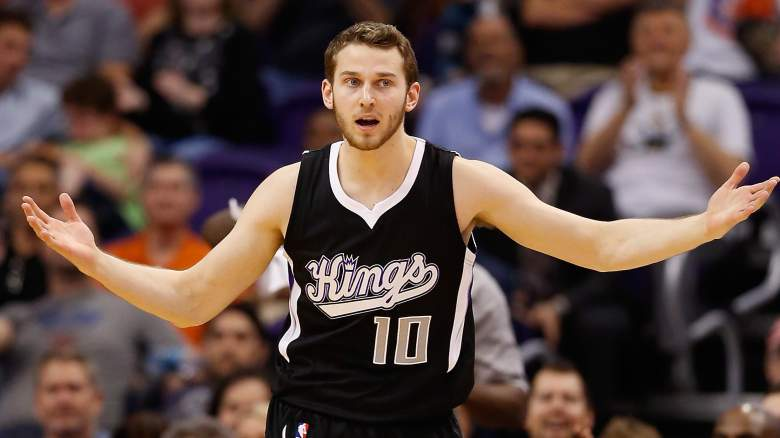 Sharpshooter Nik Stauskas gets his first taste of major international competition for Team Canada. (Getty)