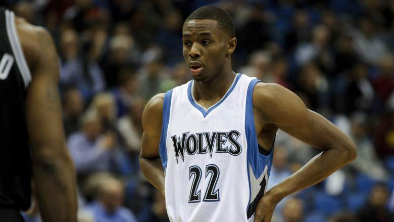 Andrew Wiggins will look to lead Canada to its first Olympics basketball berth since 2000. (Getty)