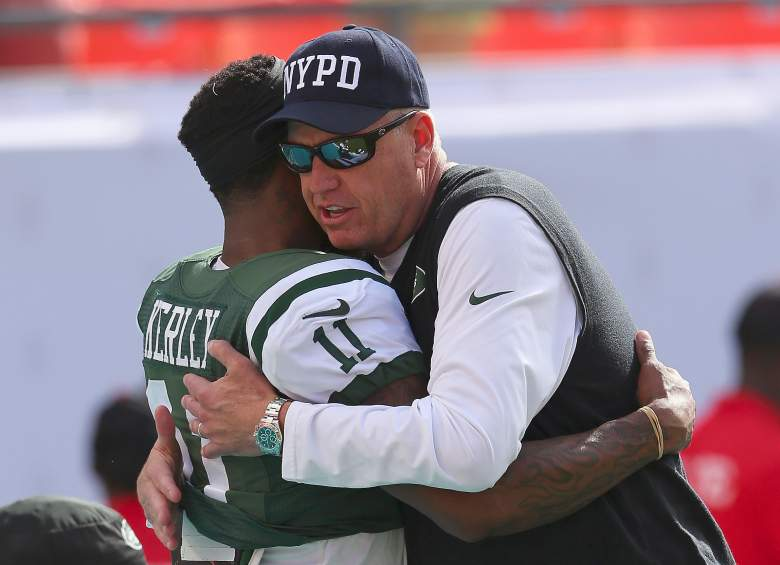 Rex Ryan has always been popular with his players. (Getty)