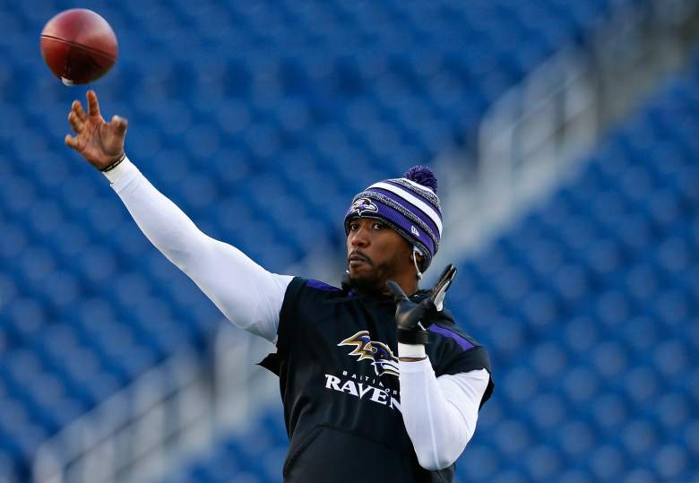 Once thought to be a long-shot, Tyrod Taylor is making a strong case to be Buffalo's starting quarterback. (Getty)