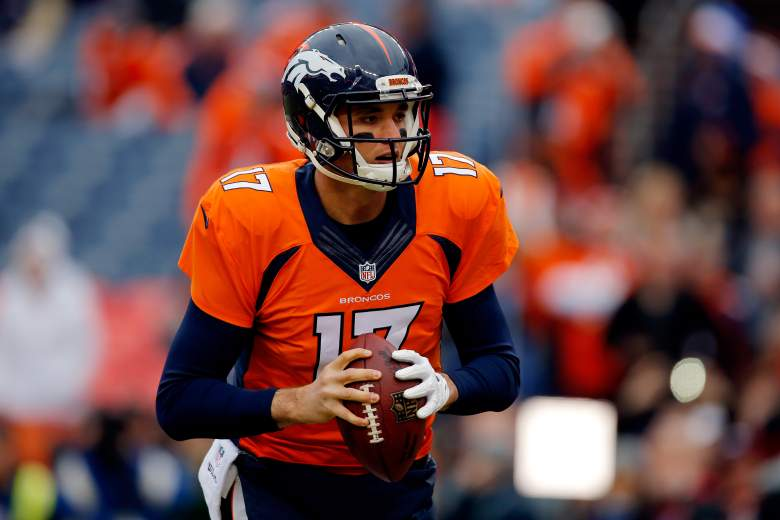 With Peyton Manning unlikely to play much, Brock Osweiler will be one to watch during the preseason. (Getty)