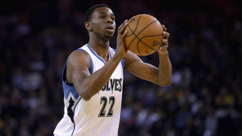 Andrew Wiggins headlines a stacked Team Canada squad that is chalk-full of NBA talent. (Getty)