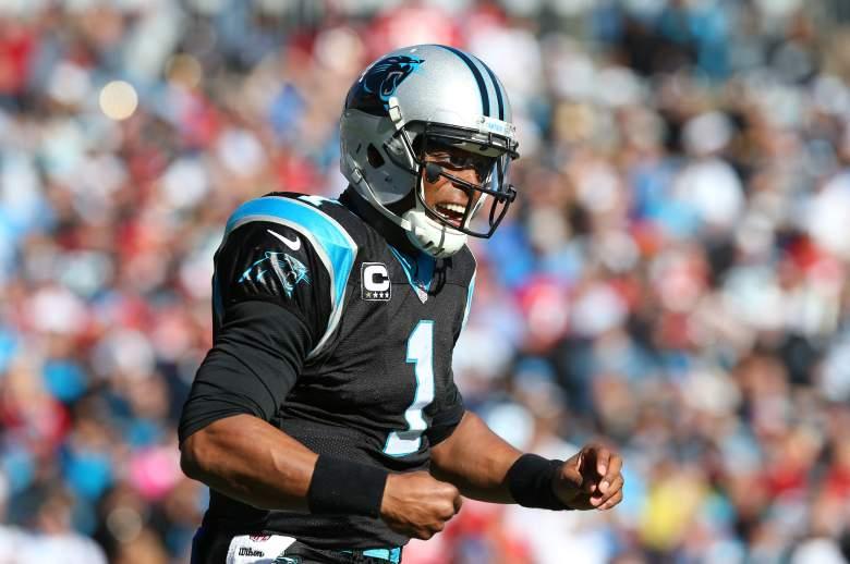 Panthers, cam newton