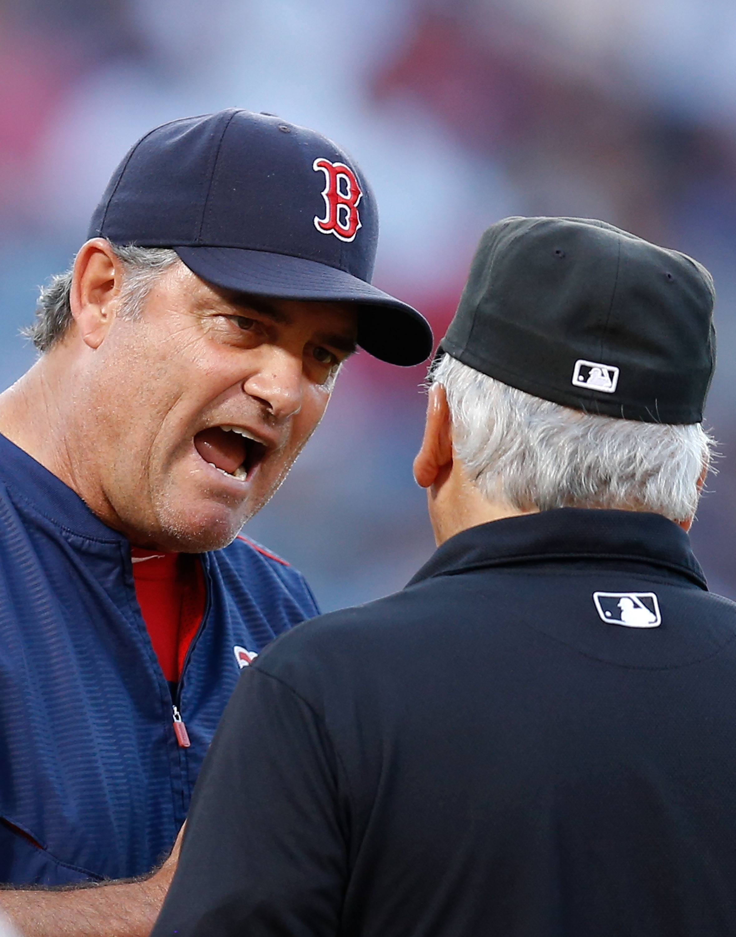 Farrell won a World Series in his first season in Boston (Getty)