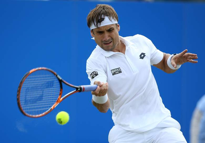 David Ferrer is always a difficult out, but he hasn't played since June. (Getty)