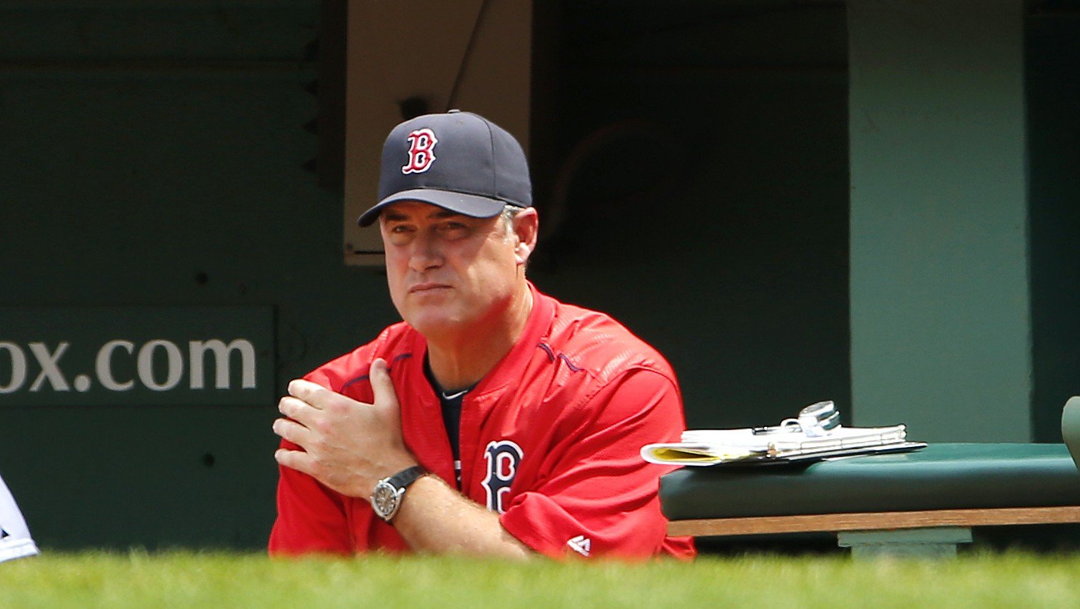 Farrell has been with Boston since the 2013 season (Getty).
