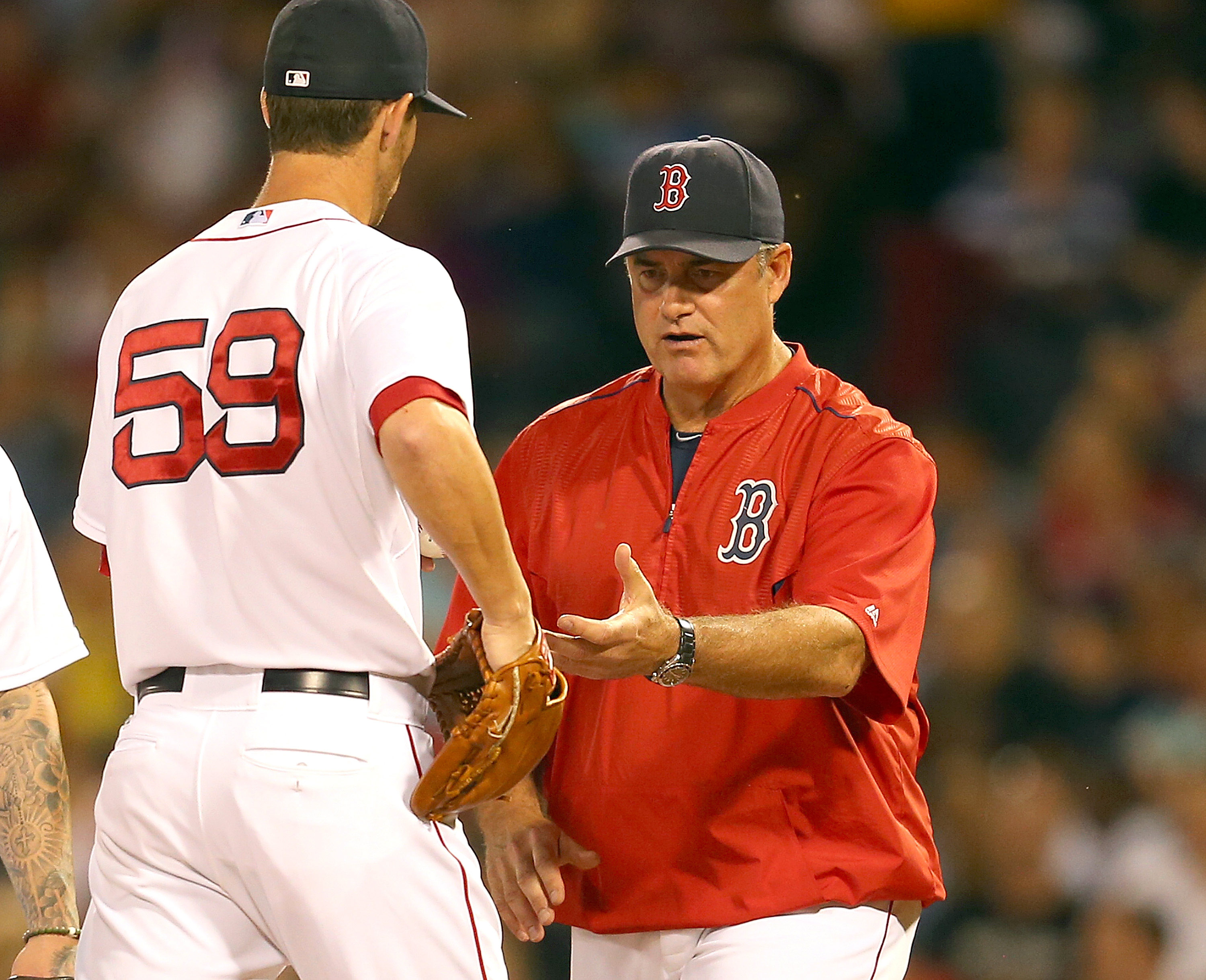 Farrell will miss the remainder of the season to undergo treatment (Getty).