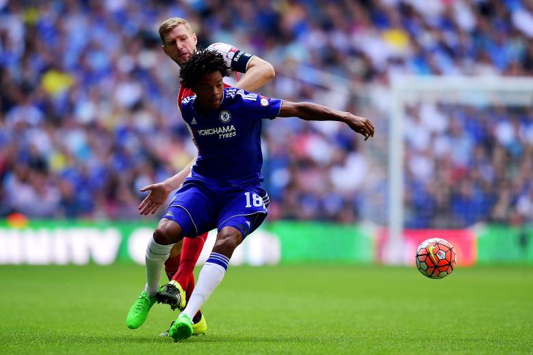 Will Loic Remy provide enough offense in Diego Costas absence? Getty)