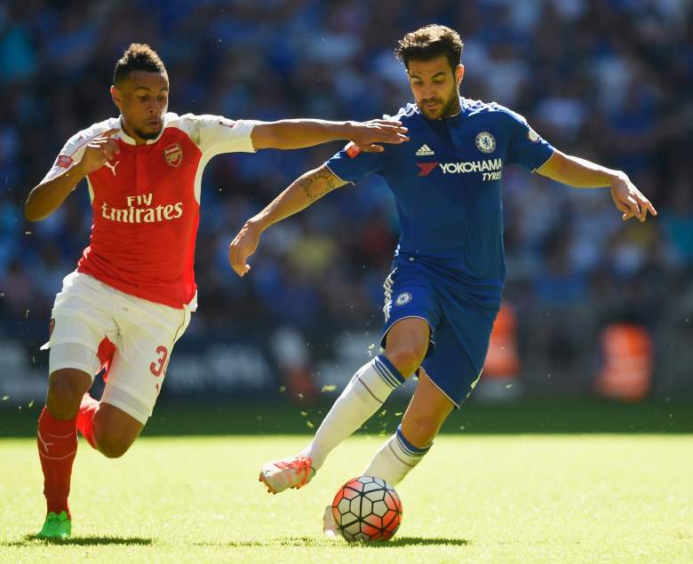 Arsenal defeated Chelsea for the Community Shield last week. Getty)