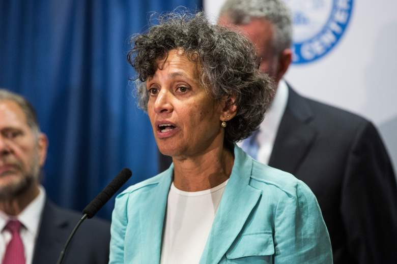 Mary Bassett, Commissioner of the New York City Department of Health and Mental Hygiene (Getty)