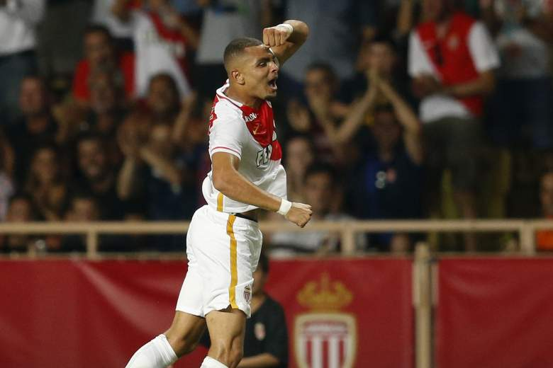 Monaco crushed Young Boys 7-1 on aggregate to reach the Champions League playoff round. (Getty)