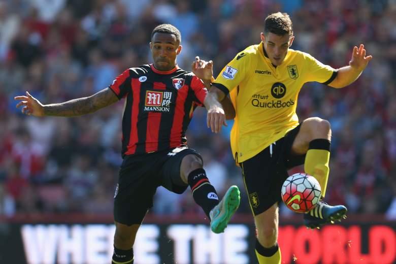 Aston Villa defeated Bournemouth 1-0 last week. (Getty)