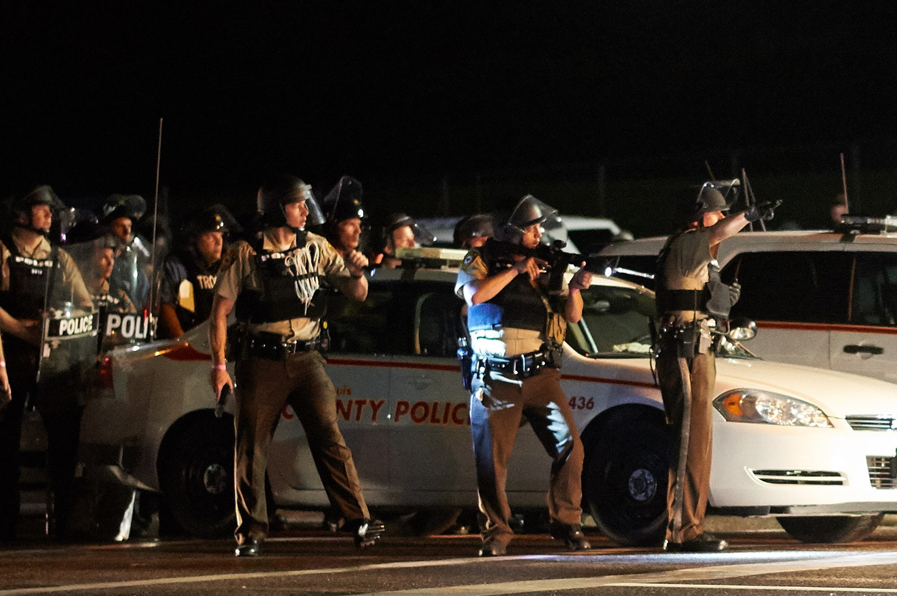 Ferguson shots fired, ferguson shooting, ferguson police involved shooting