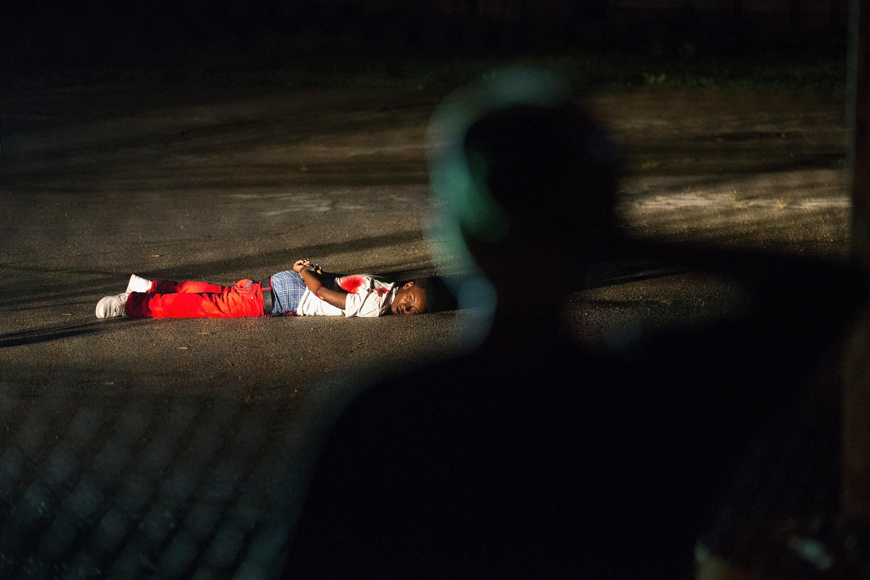 Tyrone Harris, Ferguson shooting, Ferguson shooting victim