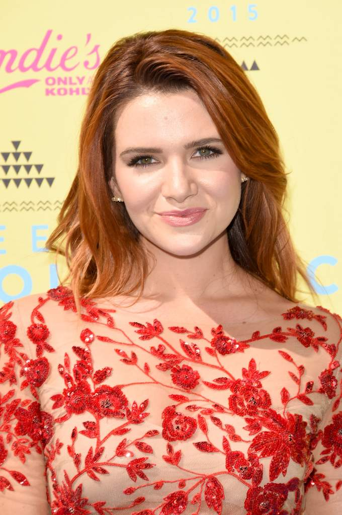attends the Teen Choice Awards 2015 at the USC Galen Center on August 16, 2015 in Los Angeles, California.