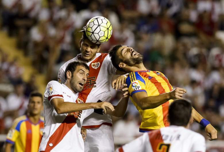 Valencia and Rayo battled to a 0-0 draw in La Liga action last weekend. Getty)