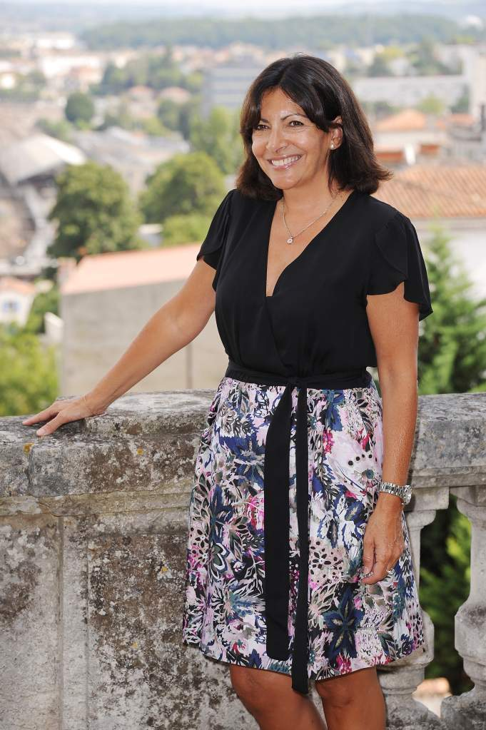 ANGOULEME, FRANCE - AUGUST 27: Anne Hidalgo attends the 8th Angouleme French-Speaking Film Festival on August 27, 2015 in Angouleme, France. (Photo by Francois Durand/Getty Images)