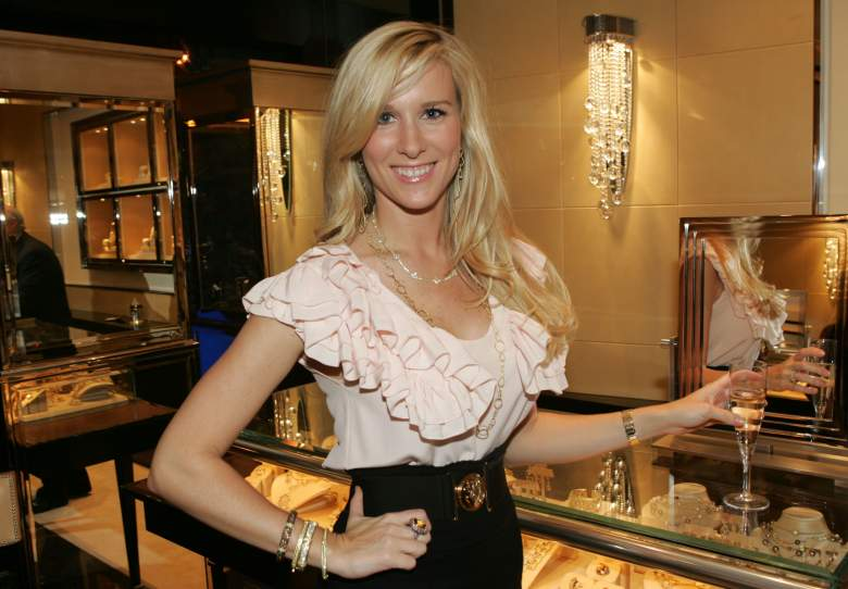 NEW YORK, NY - NOVEMBER 17:  Abby McGrew (wife of New York Giants Quarterback Eli Manning) poses at Judith Ripka's Holiday Shopping Night hosted by Eli Manning at Judith Ripka on November 17, 2008 in New York City. (Photo by Thos Robinson/Getty Images for Judith Ripka)