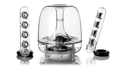 computer speakers, best computer speakers, harman kardon, harman kardon soundsticks iii, harman kardon computer speakers