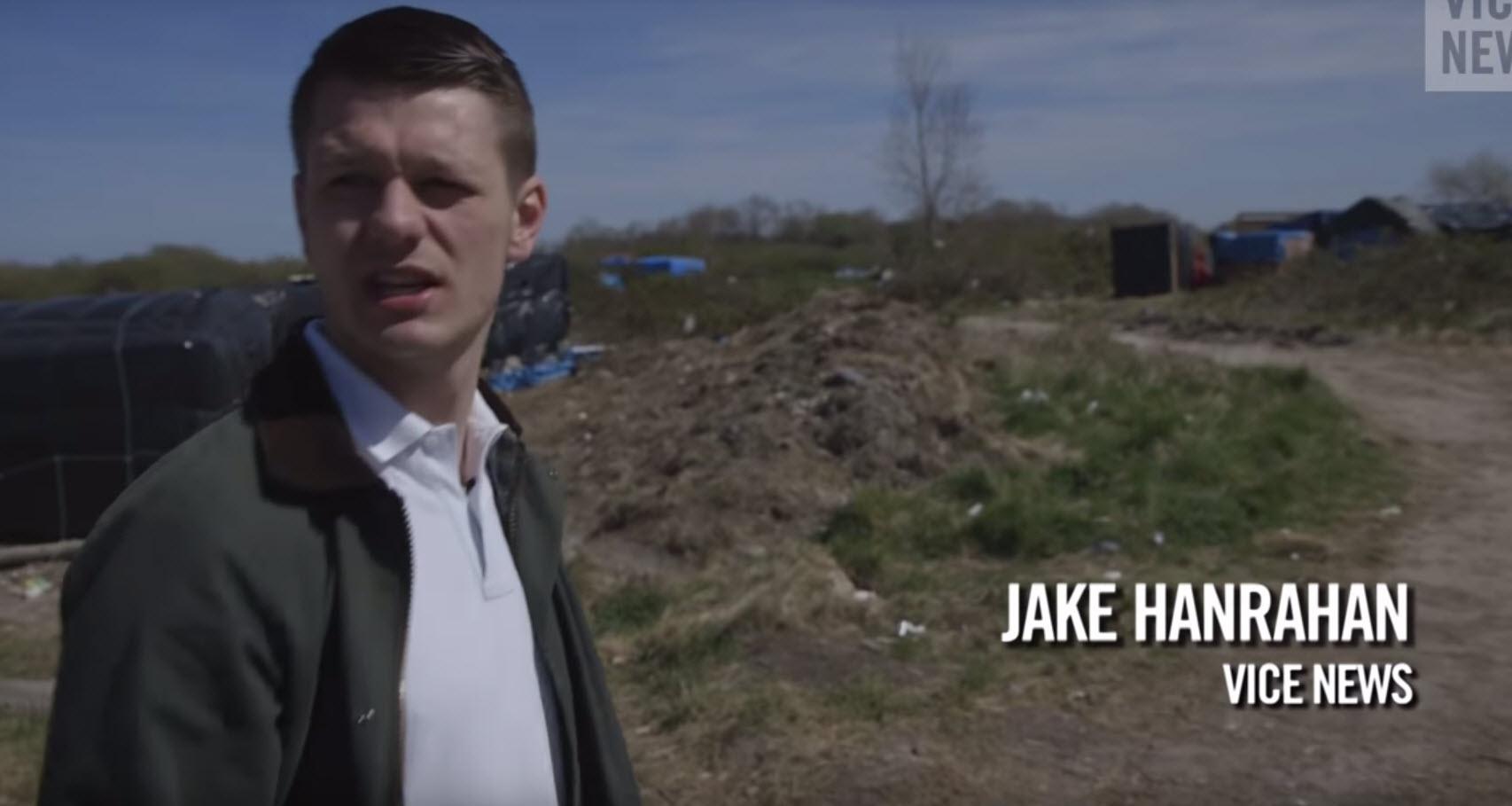 Jake Hanrahan