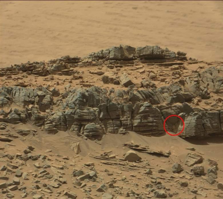 NASA Mars Crab