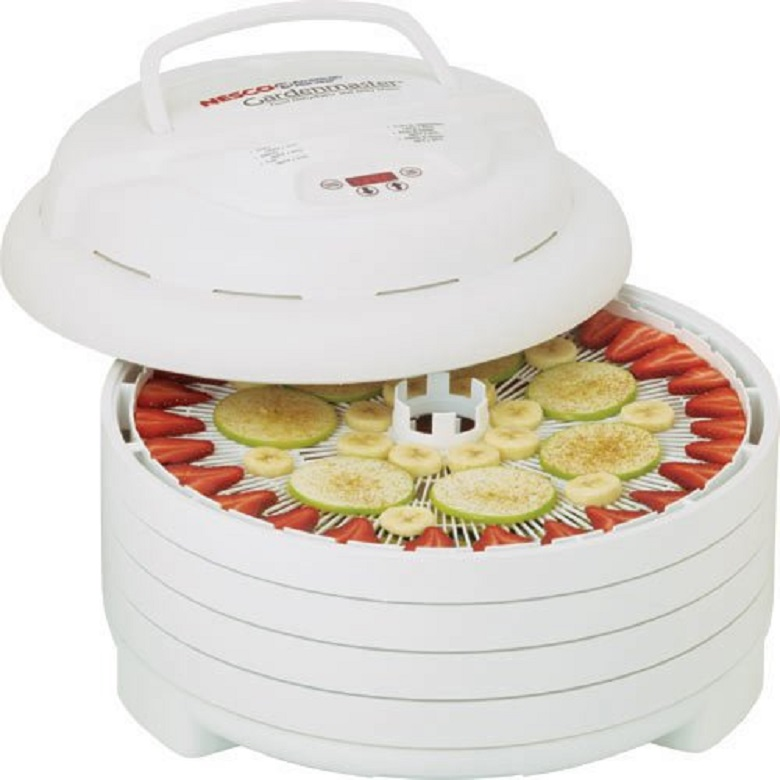 Nesco FD-1040 1000-watt Gardenmaster Food Dehydrator, food dehydrator