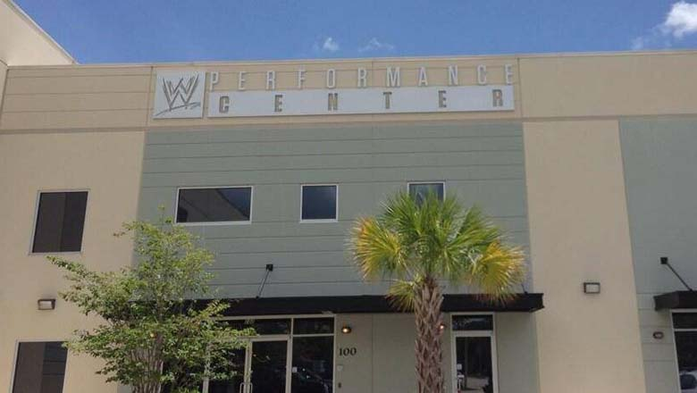 WWE Performance Center Shooting
