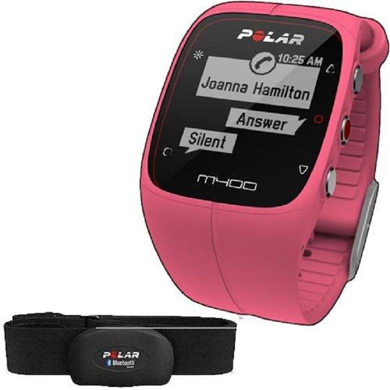 Polar M400 GPS Sports Watch & Activity Tracker, polar heart rate monitor