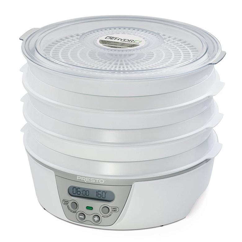 Presto 06301 Dehydro Digital Electric Food Dehydrator, food dehydrator