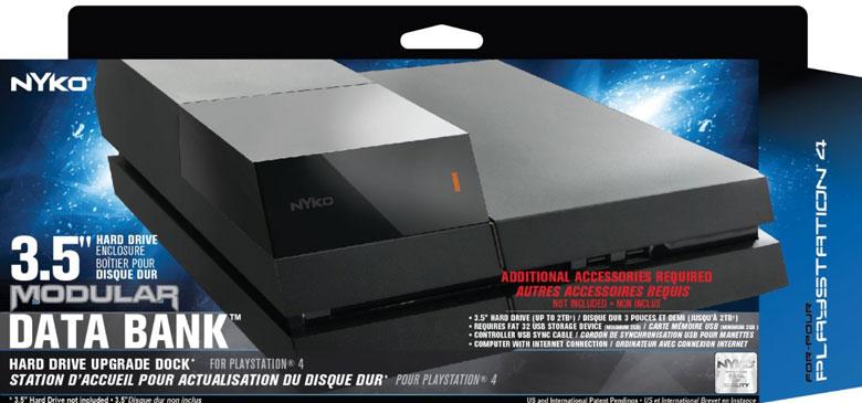 PS4 External Hard Drive