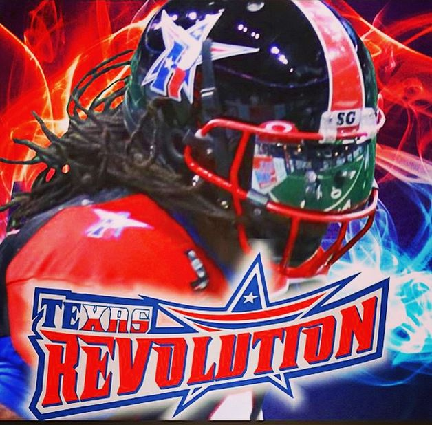 The Revs made the IFL championship game earlier this year. (Instagram)