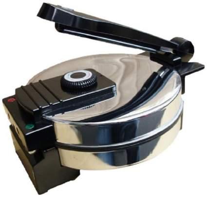 Saachi SA1650 Electric Non-Stick Roti Chapati Flat Bread Wraps/Tortilla Maker with Temperature Control, tortilla press, tortilla maker