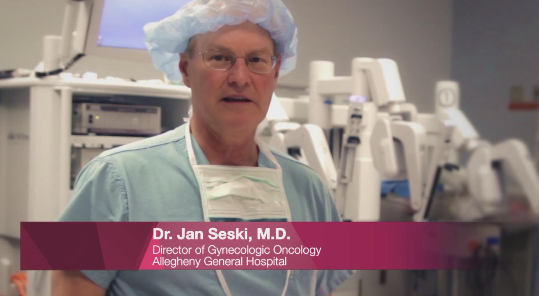 Jan Seski, Dr Jan Seski