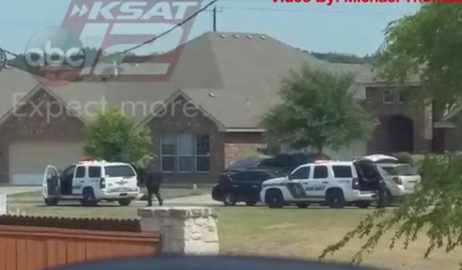 Gilbert Flores, Bexar County Sheriff shooting, San Antonio police shooting