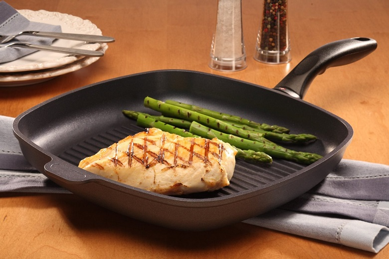 indoor grill pan, best indoor grill pan, stovetop grill pan