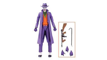 dc icons joker action figure