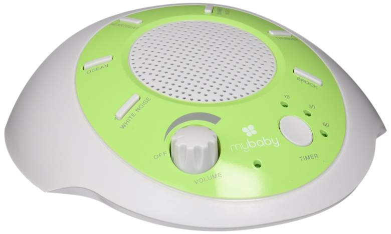 white noise machine, baby items, best baby stuff, gifts for first time moms