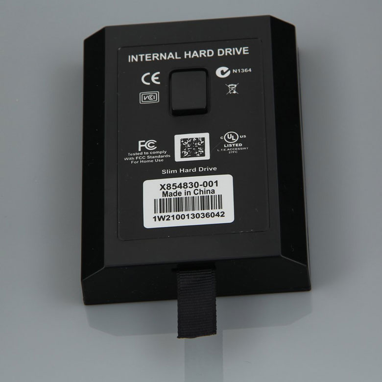 320GB HDD Compatible with Xbox 360 Slim